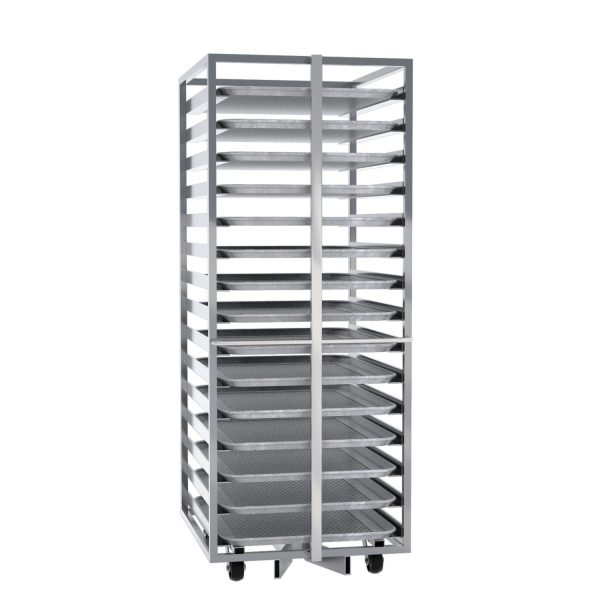 E-DFPA Trolleys for Rotary Oven