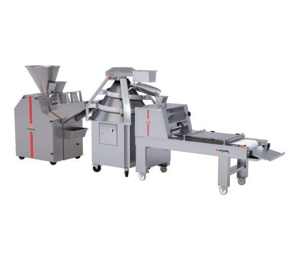 Sandwich Bread Machine Set