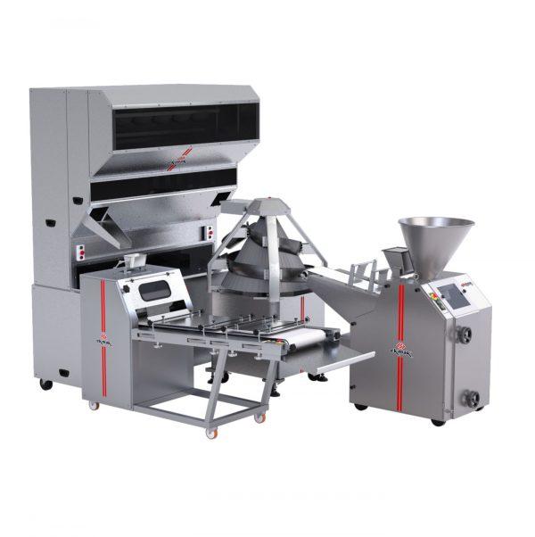 Loaf Bread Machine Set